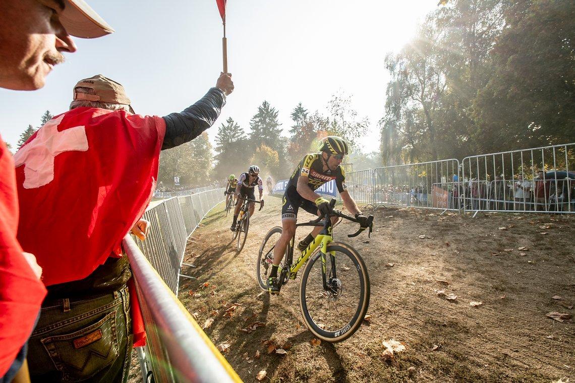 Tolle Stimmung beim Cyclocross-Weltcup