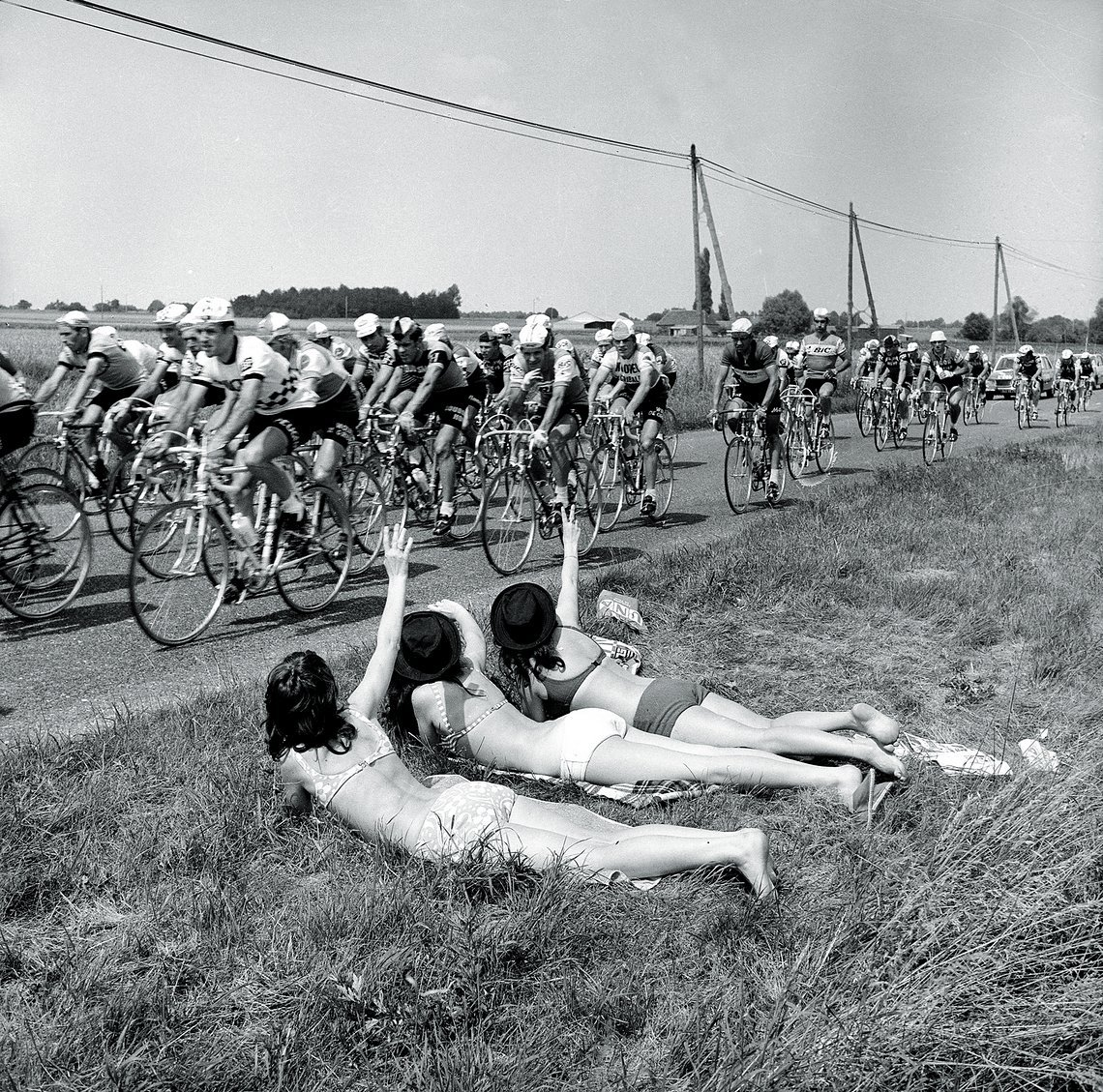 Rungis (Val-de-Marne) - Nevers (Nièvre), 7th stage, 4 July 1971, Photo © Presse Sports.