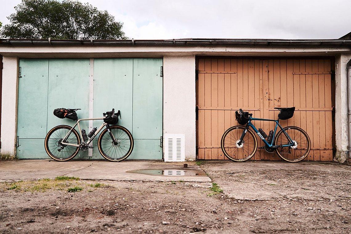 Bikepacking Modus