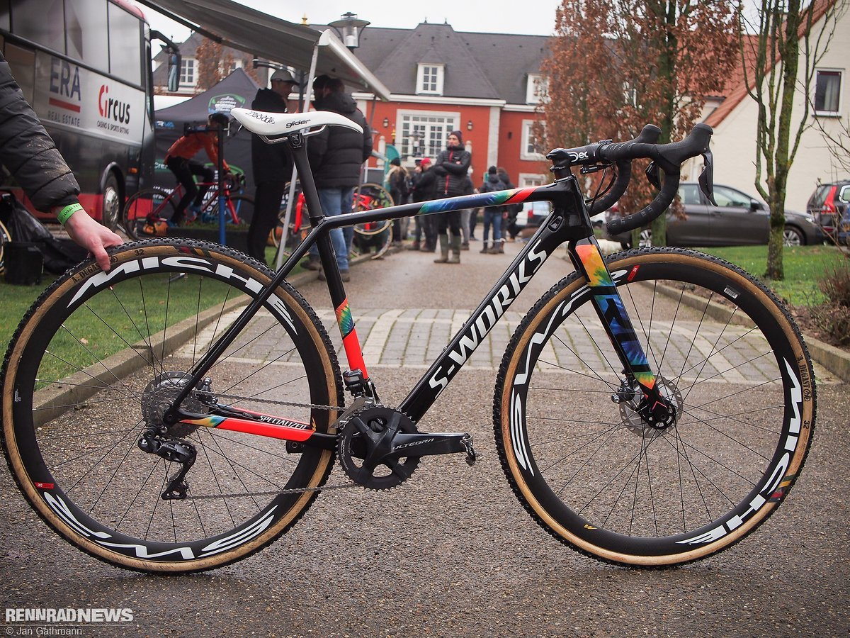 Talita de Jongs Specialized Crux S-Works