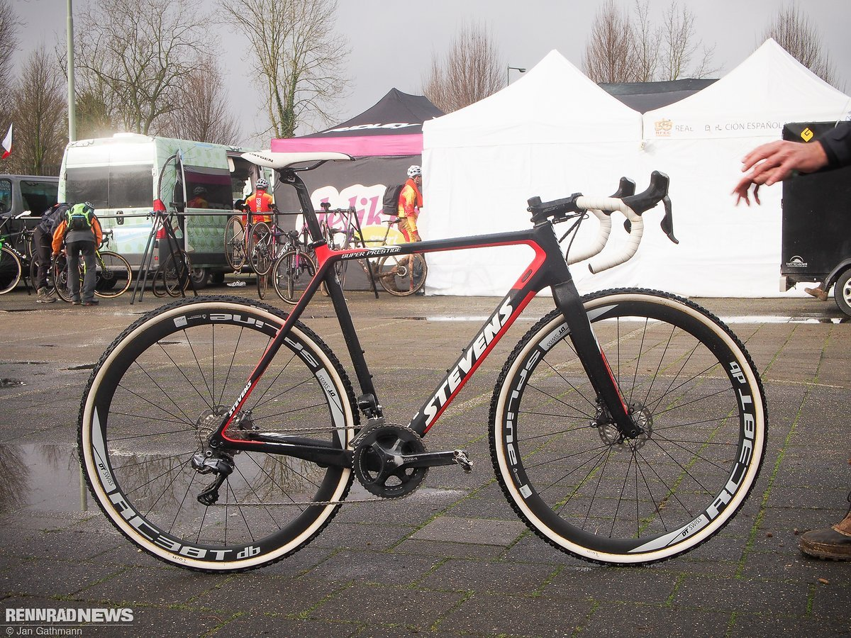 Tom Lindners Stevens Superprestige Disc