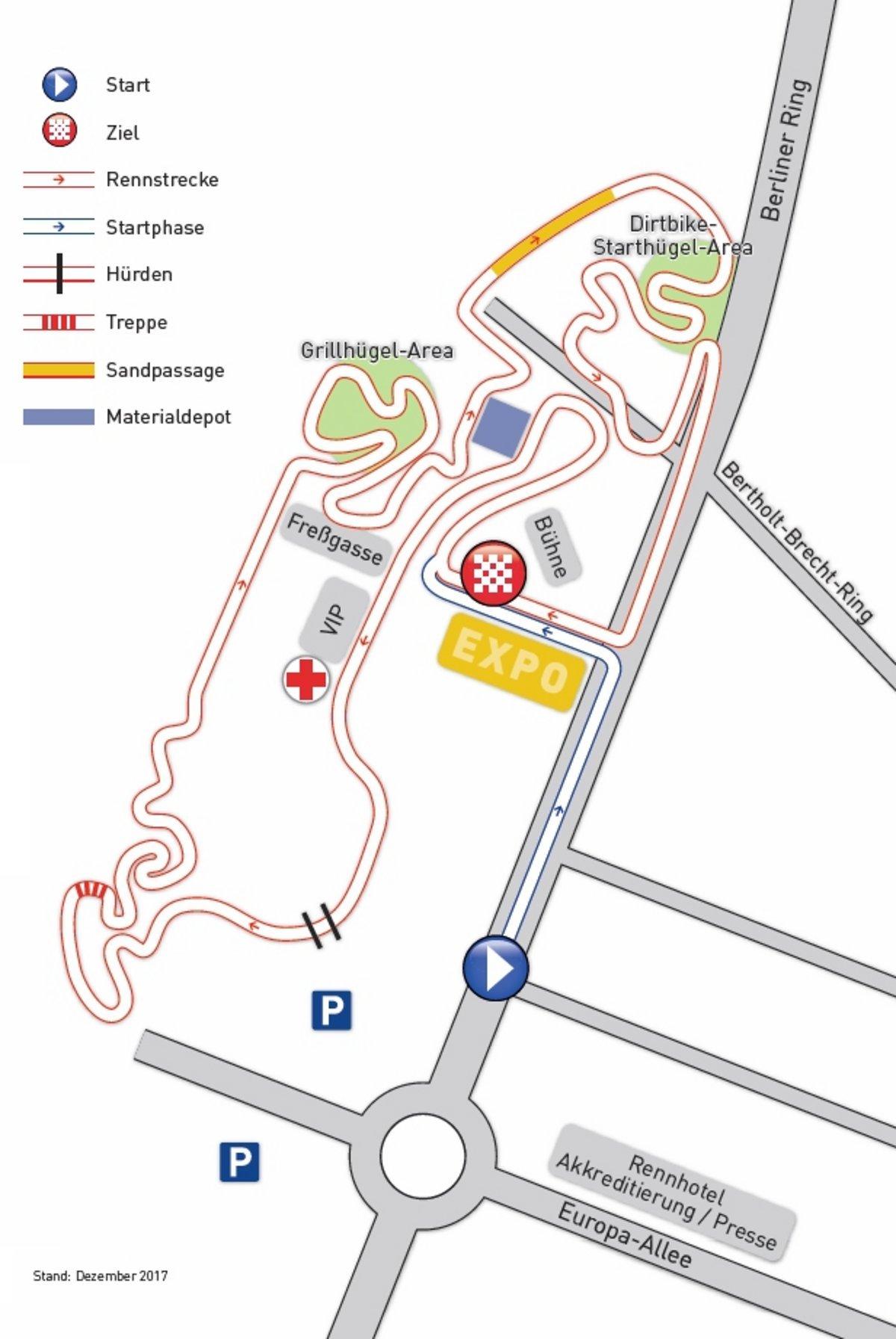 Bensheim DM Radcross