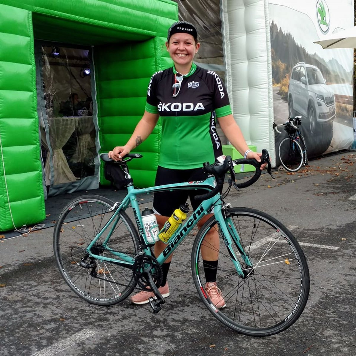 Maren Schink beim Münsterland Giro 2017
