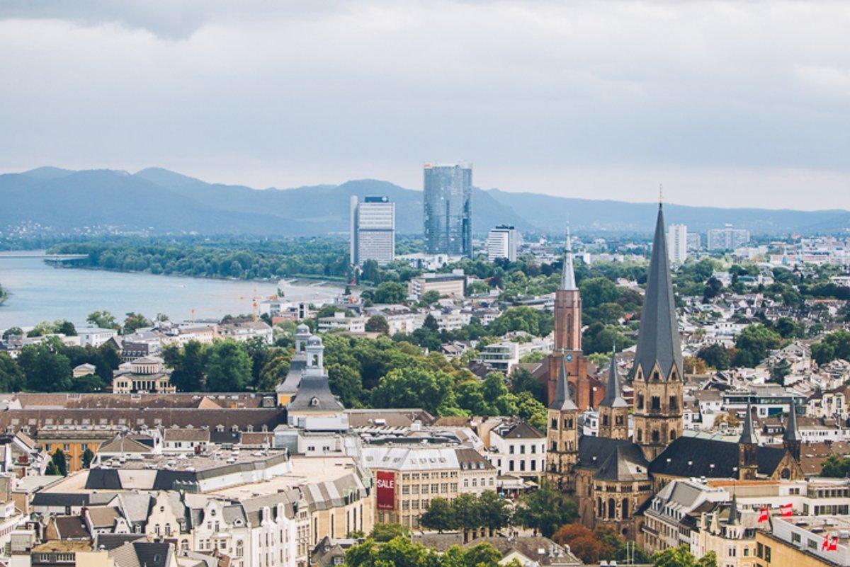Etappenort Bonn