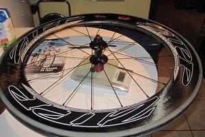 Zipp 808 Firerest Carbon Clincher 2012