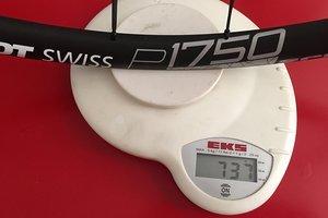 P1750 spline disc VR