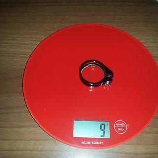 Gewicht Procraft Sattelklemme PCR SPK1 34,9 mm