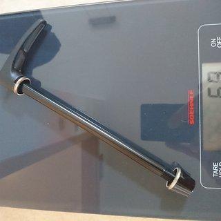 Gewicht DT Swiss Achse DT Swiss Thru Bolt HR 10x135mm