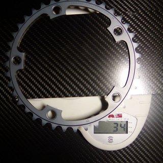 Gewicht Shift Kettenblatt FC-6700 Ultegra 39
