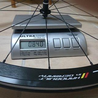 Gewicht Veltec Systemlaufräder Speed AL 40 mm 28 Zoll