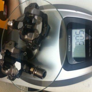 Gewicht Shimano Pedale PD-M980