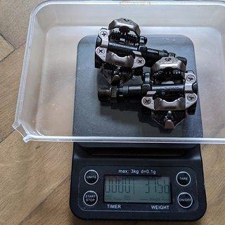 Gewicht Shimano Pedale PD-M520