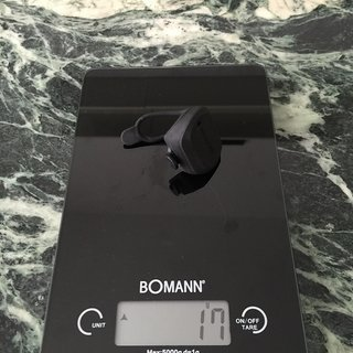 Gewicht Garmin Computer Garmin Edge Geschwindigkeitssensor