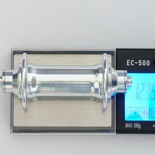 Gewicht Eigenmarken Nabe BHS F125 24