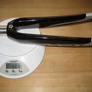 Gewicht Haibike Gabeln F-01 Carbon/Alu