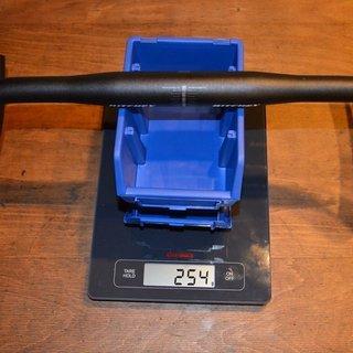 Gewicht Ritchey Lenker WCS Curve - BB Black 44 cm