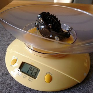 Gewicht Shimano Scheibenbremse Ultegra BR-RS785 Bremssattel Postmount