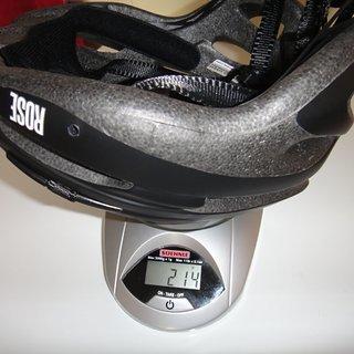 Gewicht Rose Helm Pacer 54-58