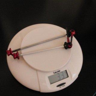 Gewicht Tune Schnellspanner DC 14