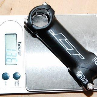 Gewicht Pro Parts Vorbau LT 26 mm/ 100 mm