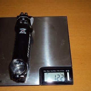 Gewicht Ritchey Vorbau Ritchey WCS 4-AXIS Cabon 120 mm