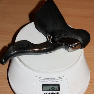 Gewicht Shimano Brems-/Schalthebel-Kombi ST-7900 rechts
