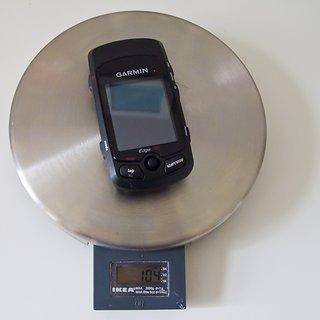 Gewicht Garmin GPS Edge 705