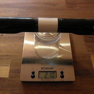 Gewicht 3T Lenker Ergonova Team Stealth 44cm c-c