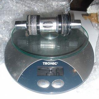 Gewicht Shimano Innenlager Dura Ace BB 7400 UN 70 115 mm