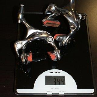 Gewicht Shimano Felgenbremse BR-5600