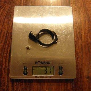 Gewicht Campagnolo Umwerferschelle Umwerferschelle 35mm