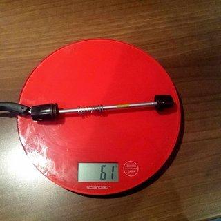 Gewicht Mavic Schnellspanner Mavic BR 601 / BX 601 Schnellspanner