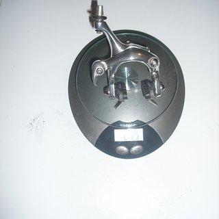 Gewicht Shimano Felgenbremse Dura Ace 7403 Vorderrad