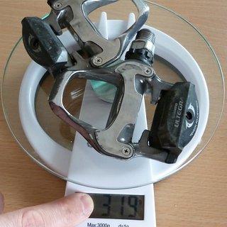 Gewicht Shimano Pedale Ultegra PD-6620