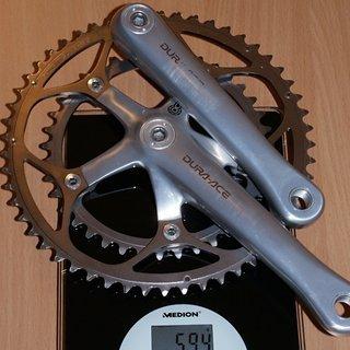 Gewicht Shimano Kurbel FC-7700 172,5 mm