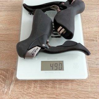 Gewicht Shimano Brems-/Schalthebel-Kombi 105 ST-5700 2/10 fach