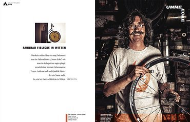 lifeCycle-Magazin Premiere