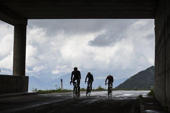 Tour Transalp 2017 / Foto: Uwe Geissler