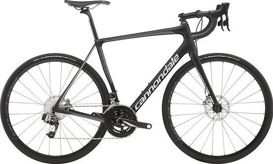 Cannondale 2018 M Synapse Carbon Disc Red eTap BBQ
