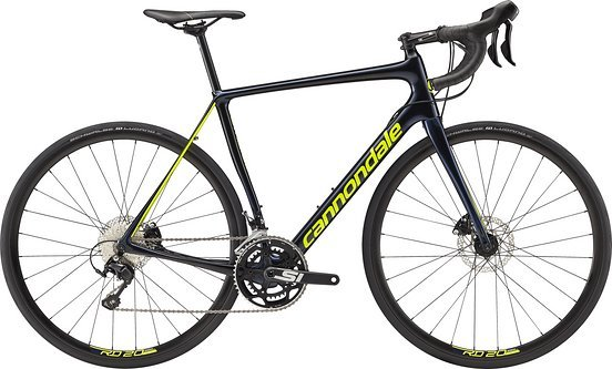 Cannondale 2018 M Synapse Carbon Disc 105 MDN