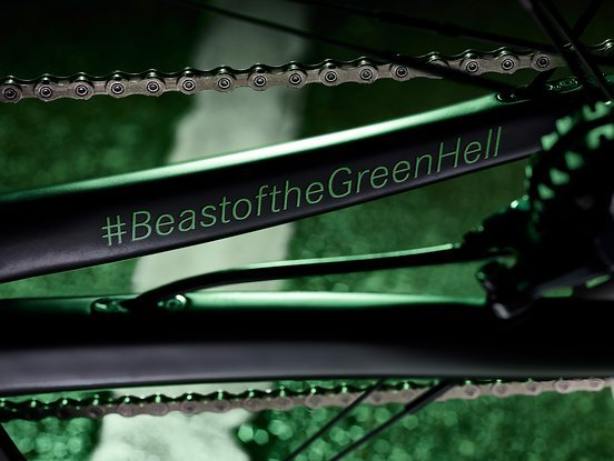 Rotwild R S2 Beast of the Green Hell