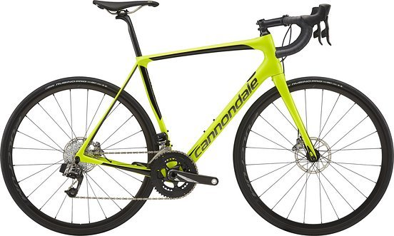Cannondale 2018 M Synapse Carbon Disc Red eTap VLT