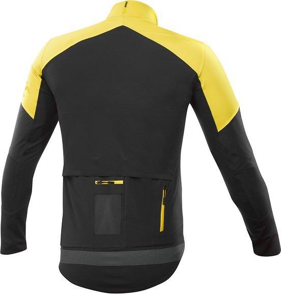 Mavic Cosmic Pro SO H2O Jacket Gelb: