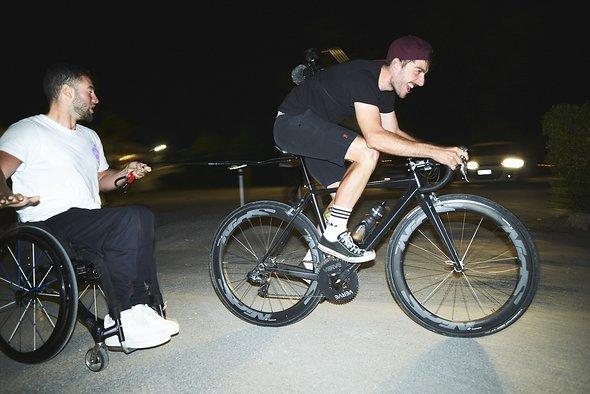 TourdeFriends Foto: Carlos Fernandez Laser