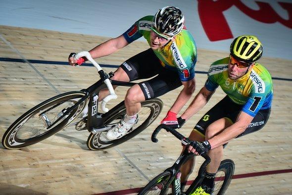 Dritter Platz in der Gesamtwertung für das Duo  Kluge/Reinhardt