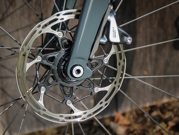 SRAM Force HRD Scheibenbremse in 160 mm