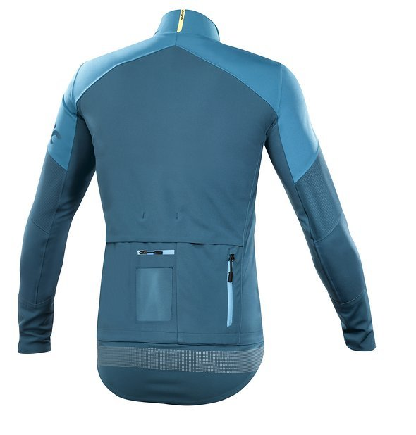 Mavic Cosmic Pro SO H2O Jacket Petrol: