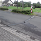 Baustromleitung auf dem Arbeitsweg