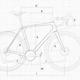 Viele verschiedene Maße werden für Fahrräder angegeben