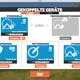 Zwift und andere Online-Trainingsplattformen erkennen den Wahoo Kickr auf Anhieb.